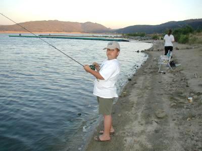 Family photos page 2 for Lake henshaw fishing